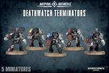 Warhammer 40,000 Deathwatch Terminators