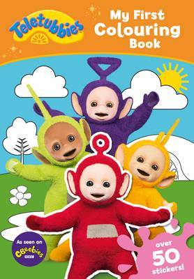 Teletubbies: My First Colouring Book by Egmont Publishing UK