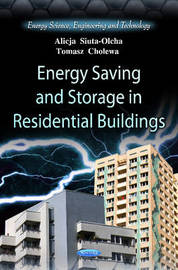 Energy Saving & Storage in Residential Buildings by Alicja Siuta-Olcha