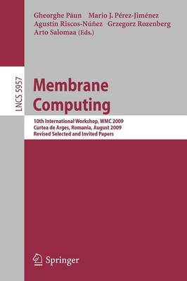 Membrane Computing image
