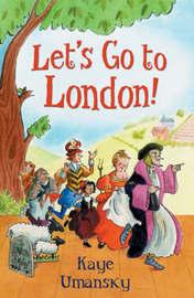 Let's Go to London by Kaye Umansky image
