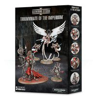 Warhammer 40,000 Triumvirate of The Imperium