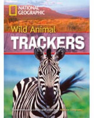 Wild Animal Trackers by Rob Waring