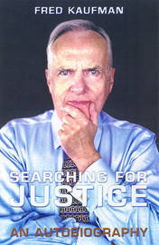 Searching for Justice by Fred Kaufman image