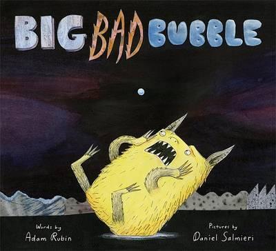 Big Bad Bubble Adam Rubin Book In Stock Buy Now At Mighty Ape Nz