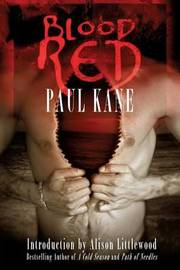Blood Red by Paul Kane