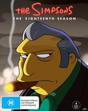 Simpsons - Season 18 (4 Disc Set) on DVD