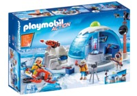 Playmobil: Action - Arctic Expedition Headquarters (9055)
