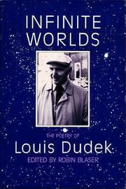 Infinite Worlds by Louis Dudek image