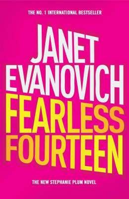 Fearless Fourteen by Janet Evanovich image