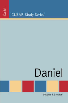 The Book of Daniel by Douglas J Simpson image