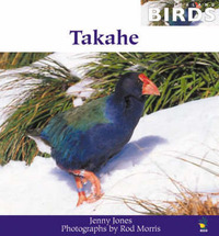 Takahe (New Zealand Birds Series) by J.Jones image