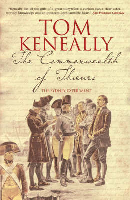 The Commonwealth Of Thieves by Tom Keneally image
