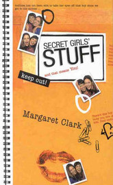 Secret Girl's Stuff by Margaret Clark image