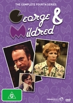 George & Mildred - The Complete 4th Series on DVD