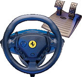 Enzo Ferrari Force Feedback wheel