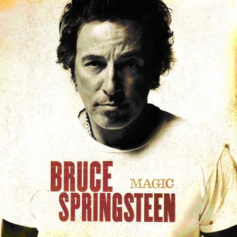 Magic by Bruce Springsteen image