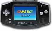 Game Boy Advance - Black for GBA