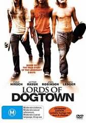 Lords Of Dogtown on DVD