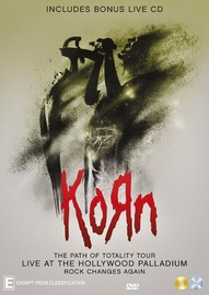 Korn: Live at the Hollywood Paladium + Bonus Live CD on