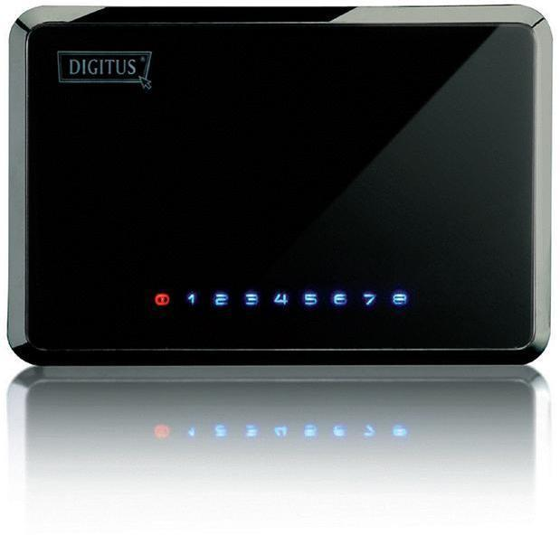 Digitus N-Way Switch 8 Gigabit Ports