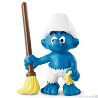 Schleich - Ship's Boy Smurf