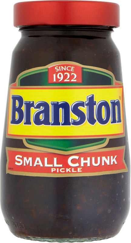 Branston Small Chunk Pickles (520g)