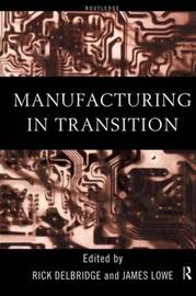 Manufacturing in Transition image