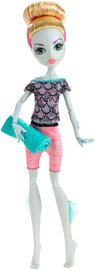 Monster High: Fitness - Lagoona Blue Doll