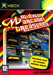 Midway Arcade Treasures for Xbox
