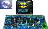 Batman: Gotham City - 3D Cityscape Puzzle (1550pc)