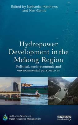 Hydropower Development in the Mekong Region image