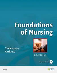 Foundations of Nursing by Barbara Lauritsen Christensen image