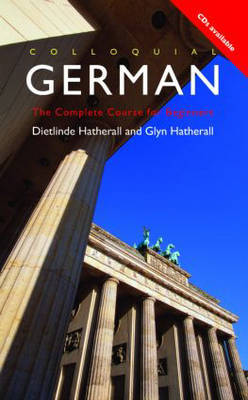 Colloquial German by Glyn Hatherall image