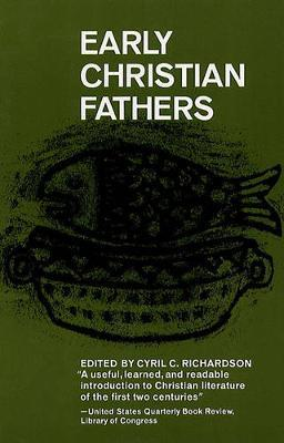 Early Christian Fathers by Cyril Richardson image