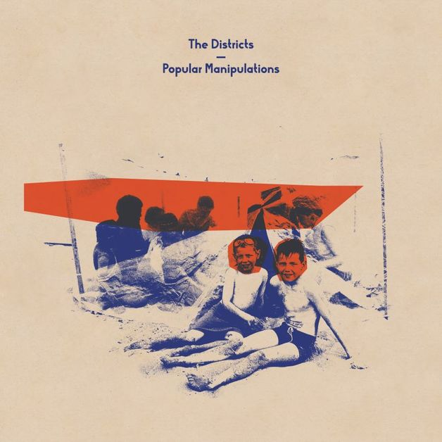 Popular Manipulations (LP) by The Districts