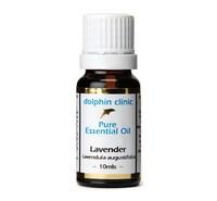 Dolphin Clinic Essential Oils - Lavender (10ml)