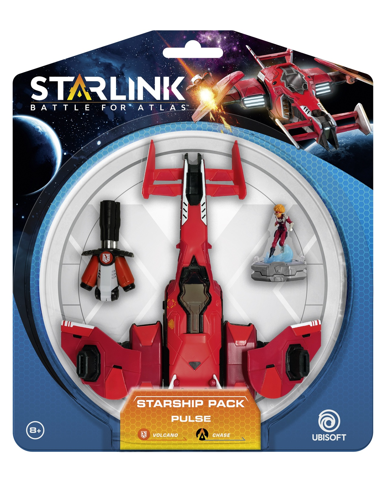 Starlink Starship Pack - Pulse for  image
