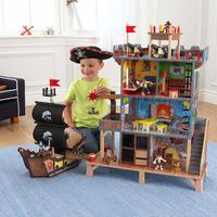 KidKraft: Pirate's Cove - Wooden Playset