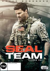 Seal Team: Season 1 on DVD