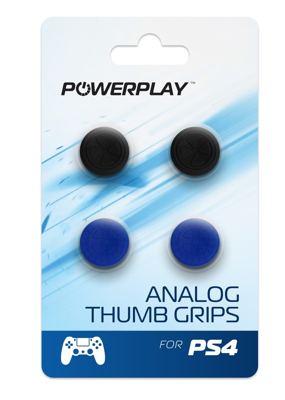 PowerPlay Analog Thumb Grips for PS4 for PS4