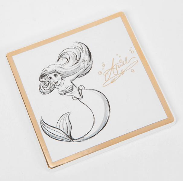 Disney Collectible Coaster: Ariel