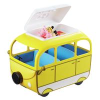 Peppa Pig: Peppa's Camping Trip Deluxe Campervan Playset