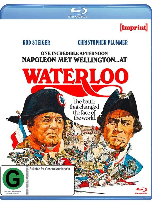 Waterloo on Blu-ray