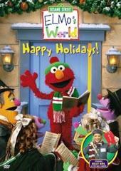 Elmo's World - Happy Holidays! on DVD