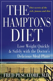 The Hamptons Diet by Fred Pescatore image