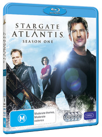 Stargate Atlantis - Season 1 on Blu-ray