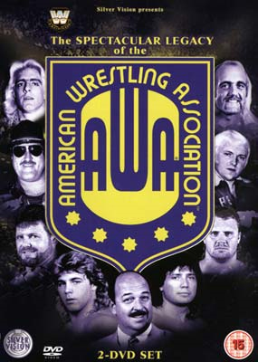 WWE Presents - The Spectacular Legacy Of The American Wrestling Association (AWA) (2 Disc Set) on DVD image