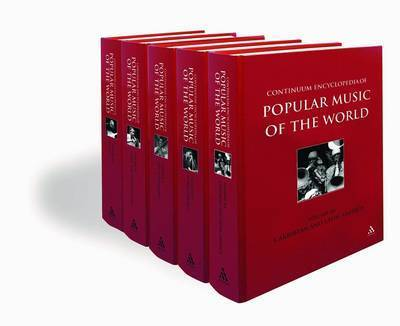 Continuum Encyclopedia of Popular Music of the World: Locations by John Shepherd