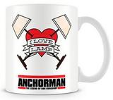 Anchorman - I love Lamp Mug